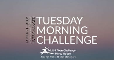 Tuesday Morning Challenge 16x9
