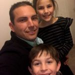 Josh Cook Video Cover Pic With Kids