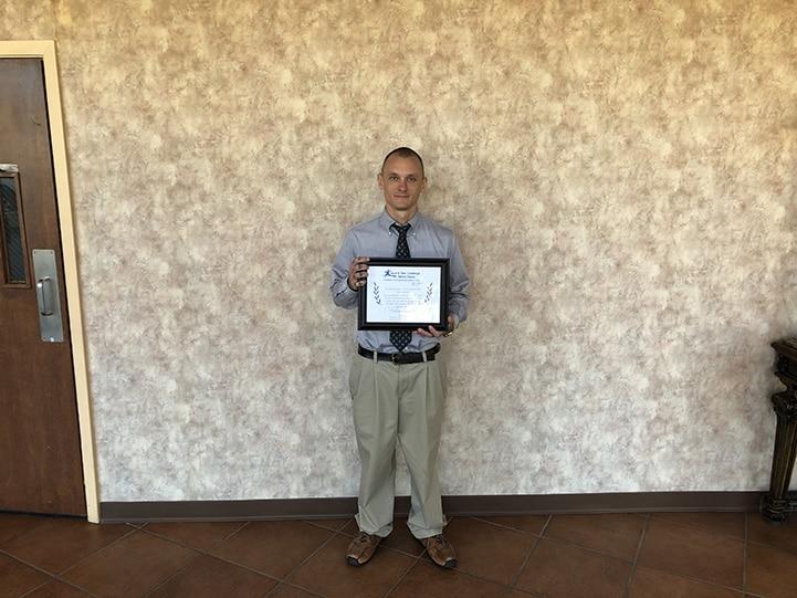November Graduate Trey