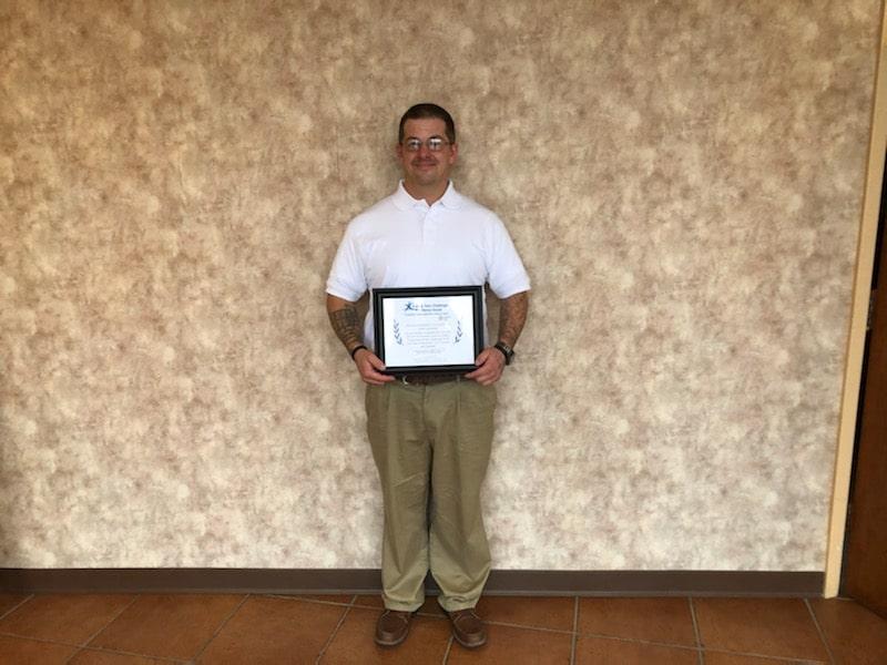Graduates Dec 2019 Jerry J